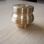 CNC Turned parts from our machining