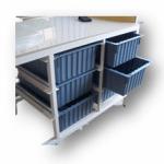 Bespoke solution storage