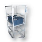 bespoke trolley fabrication